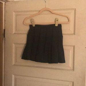 Bolle pleated tennis skirt